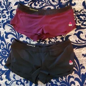 Reebok, cross fit women's athletic shorts